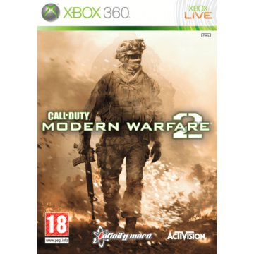 Call of Duty: Modern Warfare 2 XBOX360