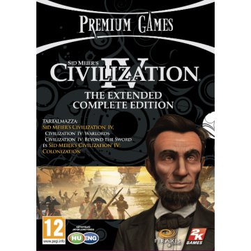 Civilization IV: The Extended Complete Edition PC