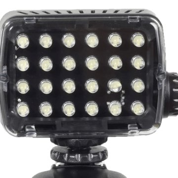 Mini-24 LED lámpa (ML240)
