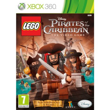 LEGO - Pirates of the Caribbean XBOX 360