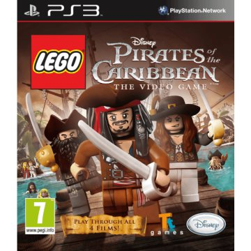 LEGO - Pirates of the Caribbean PS3