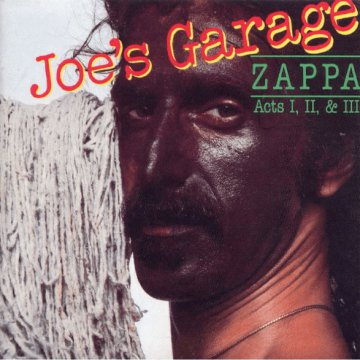Joe's Garage Acts 1, 2 & 3 CD