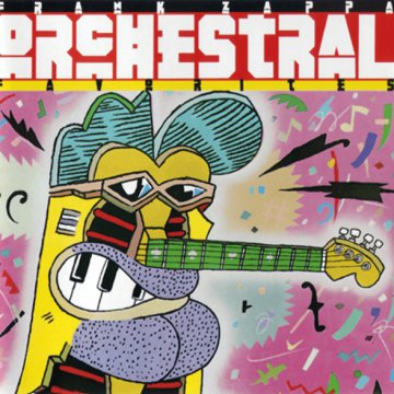 Orchestral Favorites CD