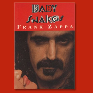 Baby Snakes CD