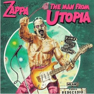The Man From Utopia CD