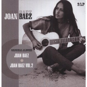 Joan Baez Vol.2 LP
