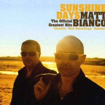 Sunshine Days - The Official Greatest Hits CD