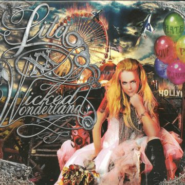 Wicked Wonderland CD
