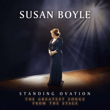 Standing Ovation - The Greatest Songs From The Stage CD