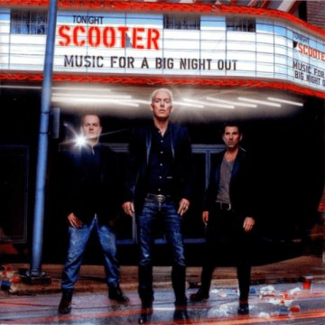 Music For A Big Night Out CD