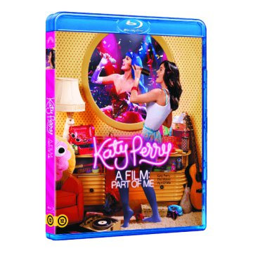 Katy Perry Blu-ray