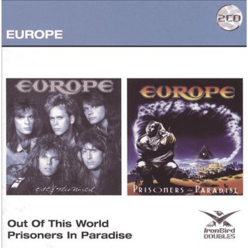 Out of This World / Prisoners in Paradise CD