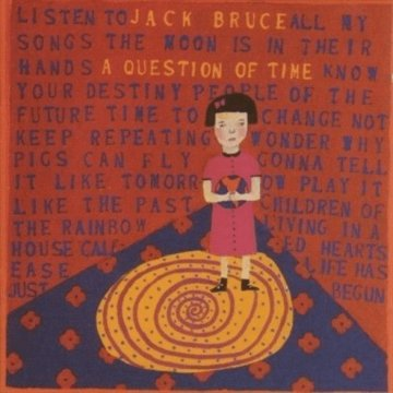 A Question of Time CD