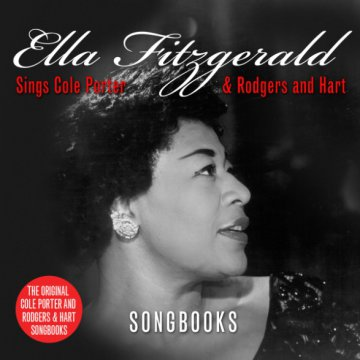 Sings Cole Porter And Rodgers & Hart - Songbooks CD