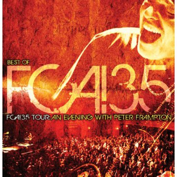 FCA! 35 Tour - An Evening With Peter Frampton CD