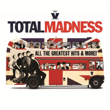 Total Madness LP