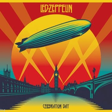 Celebration Day CD+Blu-ray