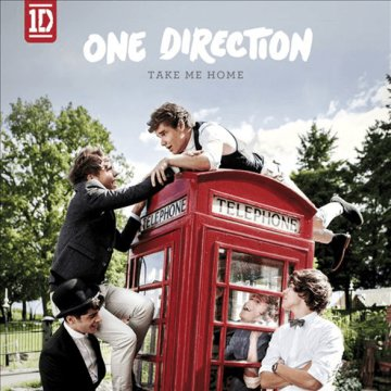 Take Me Home CD