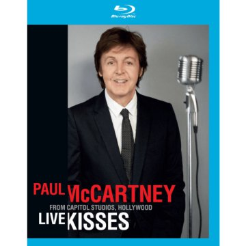 Live Kisses 2012 Blu-ray