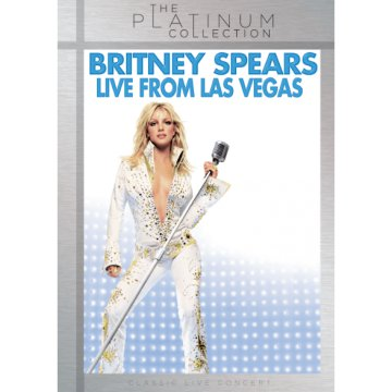 Live From Las Vegas DVD