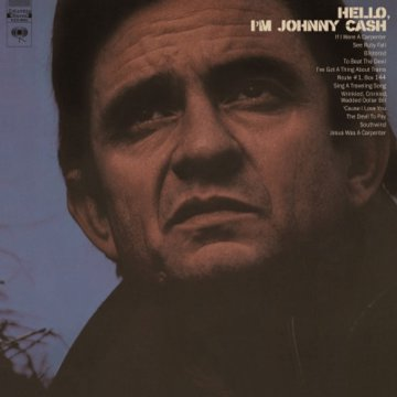 Hello, I'm Johnny Cash LP