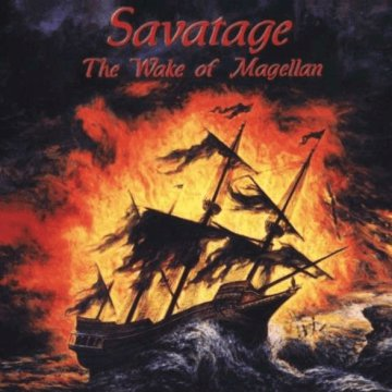 The Wake Of Magellan CD