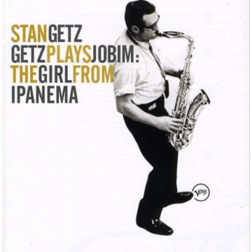 Getz Plays Jobim - The Girl From Ipanema CD