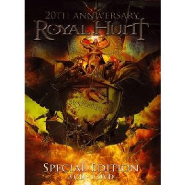 20th Anniversary (Special Edition) CD+DVD