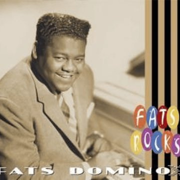 Fats Rocks CD