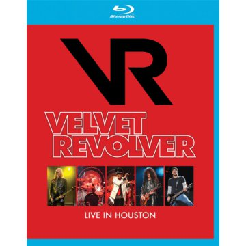 Live in Houston Blu-ray
