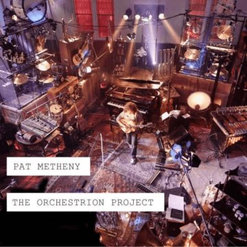 The Orchestrion Project CD