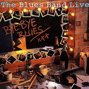 Live - Bye Bye Blues CD