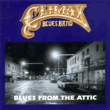 Blues From The Attic - Live 1993 CD