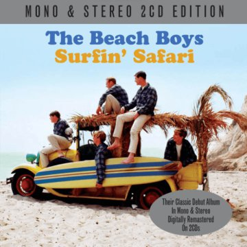 Surfin' Safari CD