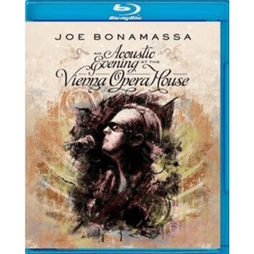 An Acoustic Evening At The Vienna Opera House Blu-ray