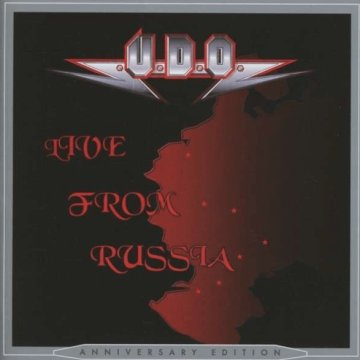 Live From Russia (Anniversary Edition) CD