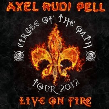 Live On Fire CD