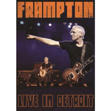 Live In Detroit 1999 DVD