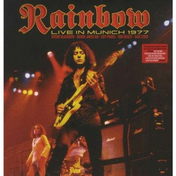 Live In Munich 1977 LP