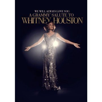 We Will Always Love You - A Grammy Salute To Whitney Houston DVD