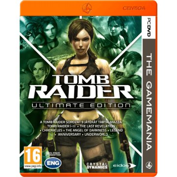 Tomb Raider Ultimate Edition PC