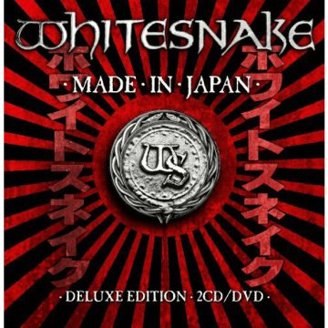 Made In Japan - Live 2011 (Deluxe Edition) CD+DVD