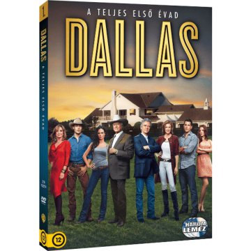 Dallas 2012 - 1. évad DVD