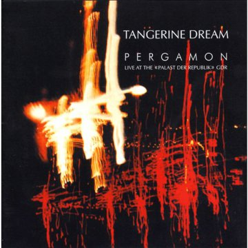 Pergamon - Live At The Palast der Republik (Remastered) CD
