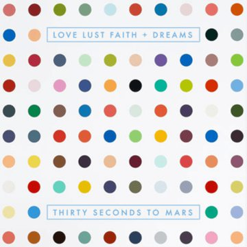 Love Lust Faith + Dreams CD+DVD