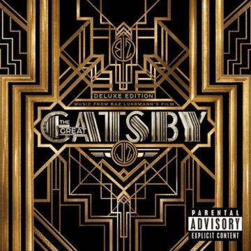 The Great Gatsby (A nagy Gatsby - Deluxe Edition) CD