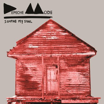 Soothe My Soul Single CD