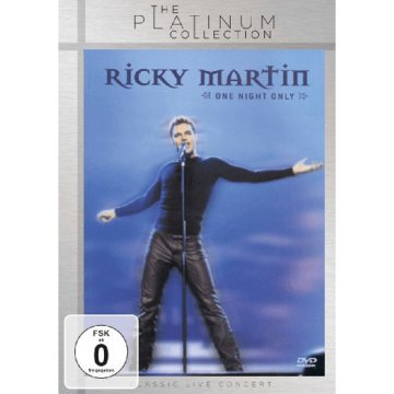 The Platinum Collection - One Night Only DVD