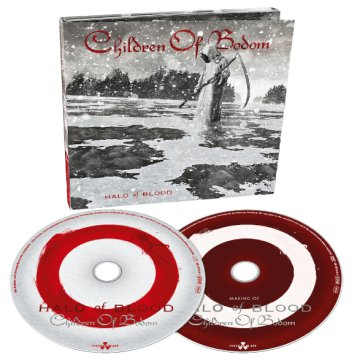 Halo Of Blood CD+DVD