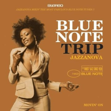 Blue Note Trip Jazzanova - Movin' On LP